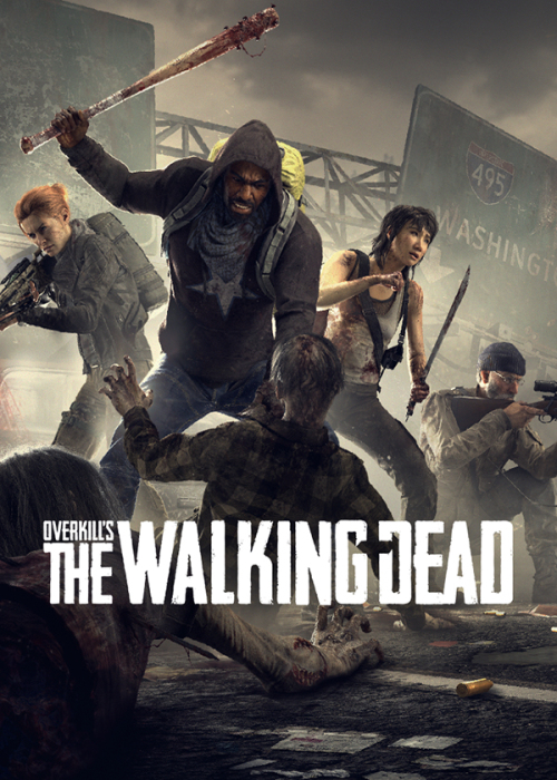 Cheap Steam Games  Overkill's The Walking Dead Steam Key
