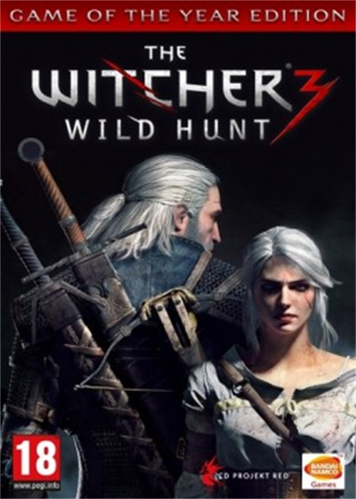 Cheap PC Games  The Witcher 3 Wild Hunt GOTY Edition GOG CD Key