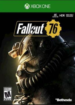 Cheap Xbox Games  Fallout 76 Xbox One Digital Code Global