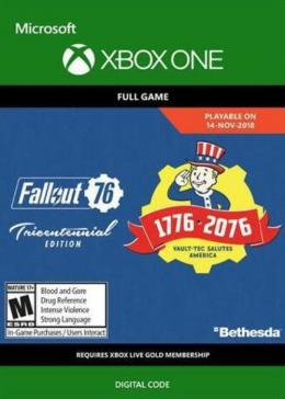 Cheap Xbox Games  Fallout 76 Tricentennial Xbox One Digital Code Global