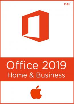 Cheap Microsoft Office Home And Business 2019 For Mac CD Key Global