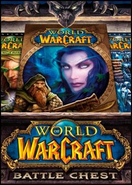 Cheap PC Games World of Warcraft Battle Chest +30 days CD key EU
