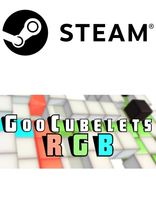 Cheap Steam Games  GooCubelets RGB Steam Key Global