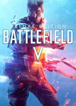 Cheap PC Games  Battlefield V Deluxe Edition Cloud Activation CD Key GLOBAL