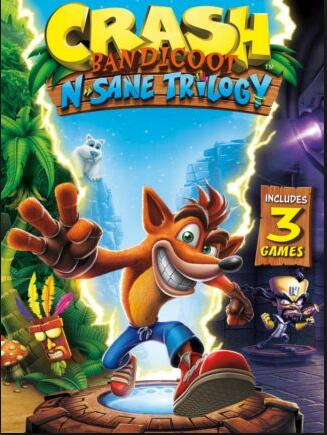 Cheap Steam Games  Crash Bandicoot N. Sane Trilogy Steam CD Key EU