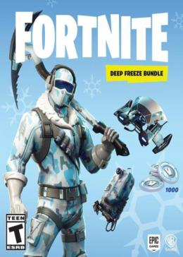 Cheap PC Games  Fortnite Deep Freeze Bundle PC Key Global