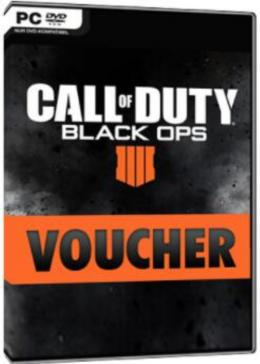 Cheap PC Games  Call Of Duty Black Ops 4 Voucher Key