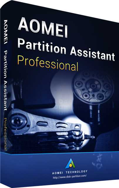 Cheap Software  AOMEI Partition Assistant Professional 8.8 Edition Key Global