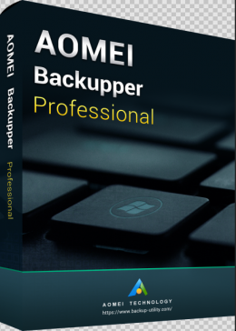 Cheap Software  AOMEI Backupper Professional Edition Key Global