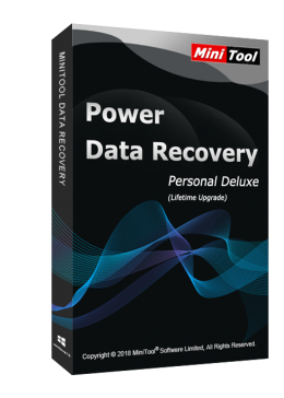 Cheap Microsoft MiniTool Power Data Recovery Personal Deluxe CD Key Global