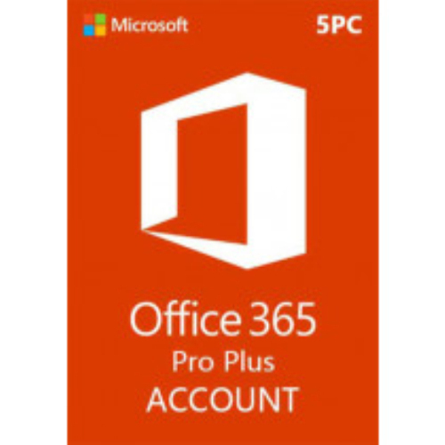 Cheap Software  Microsoft Office 365 Account Global 5 Devices