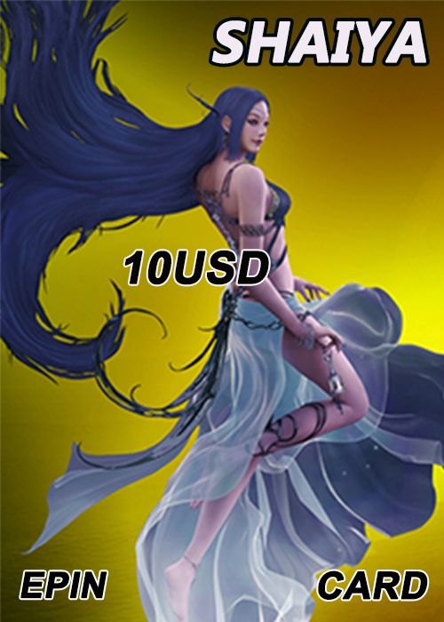 Cheap Shaiya(US)  Shaiya 10 Usd Epin Ap Card
