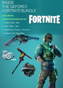 Cheap PC Games GeForce Fortnite Bundle PC Key Global