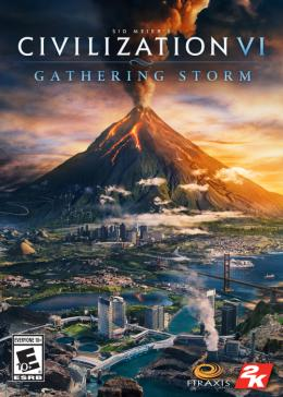 Cheap Steam Games  Civilization 6 Gathering Storm(DLC) Steam EU CD Key