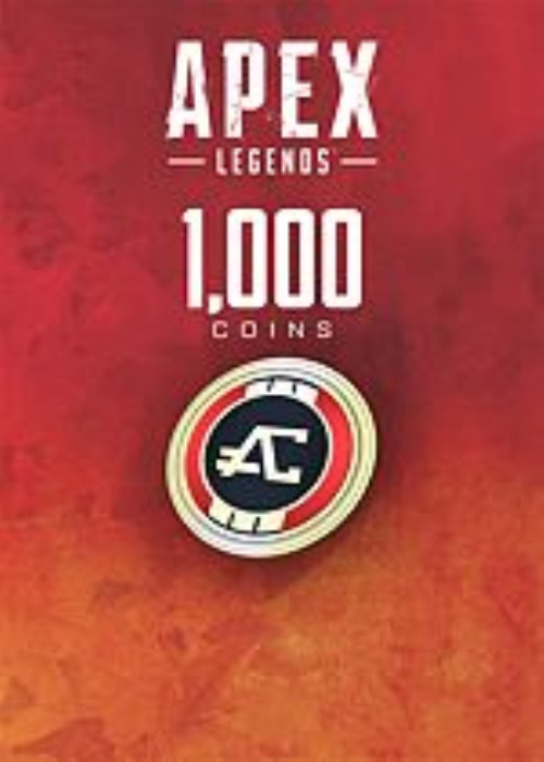 Cheap Origin Games  Apex Legends 1000 Coins Cloud Activation Key GLOBAL