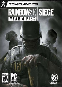 Cheap Uplay Games Tom Clancys Rainbow Six Siege Year 4 Pass DLC UPLAY KEY EU