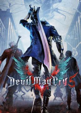 Cheap Steam Games Devil May Cry 5 Steam Key EU