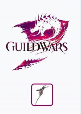 Cheap Guild Wars Weapons Bone Dragon Staff(Requires 9 Water Magic)
