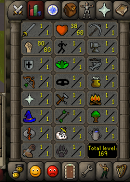 Cheap Runescape Old School Str80