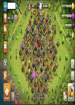 buy clash of clans gems android
