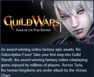 Cheap Guild Wars  Guild Wars Game of the Year Edition