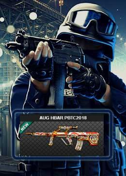 Cheap PointBlank ARMA AUG HBAR PBTC2018 (90day)