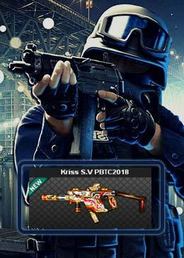Cheap PointBlank ARMA Kriss S.V PBTC2018 (90day)