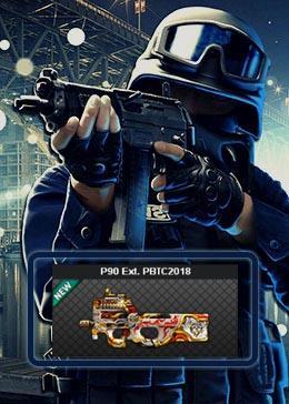 Cheap PointBlank ARMA P90 Ext.PBTC2018 (90day)