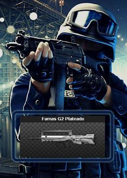 Cheap PointBlank ARMA Famas G2 Plateado (90day)