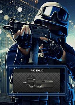 Cheap PointBlank ARMA P90 Ext. D (90day)