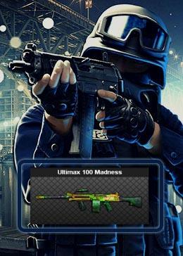 Cheap PointBlank ARMA Ultimax 100 Madness (90day)