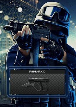 Cheap PointBlank ARMA P99&HAK D (90day)