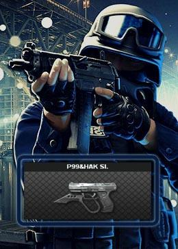 Cheap PointBlank ARMA P99&HAK SI. (90day)