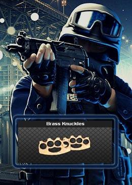 Cheap PointBlank ARMA Brass Knuckles (90day)