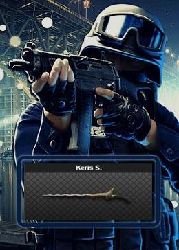 Cheap PointBlank ARMA Keris S. (90day)