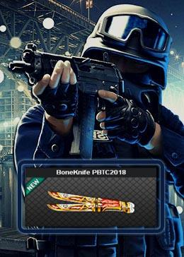 Cheap PointBlank ARMA BoneKnife PBTC2018 (90day)