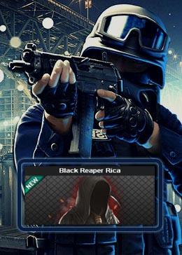 Cheap PointBlank CARACTER Black Reaper Rica (90day)