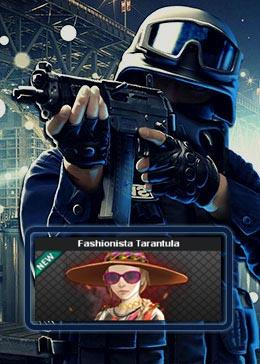 Cheap PointBlank CARACTER Fashionista Tarantula (90day)