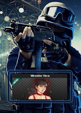 Cheap PointBlank CARACTER Wrestler Rica (90day)