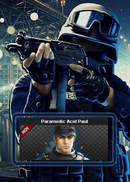 Cheap PointBlank CARACTER Paramedic Acid Paul (90day)