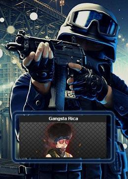 Cheap PointBlank CARACTER Gangsta Rica (90day)