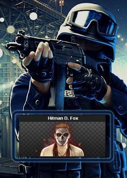 Cheap PointBlank CARACTER Hitman D.Fox (90day)