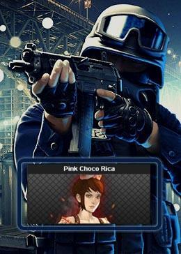 Cheap PointBlank CARACTER Pink Choco Rica (90day)