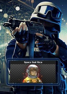 Cheap PointBlank CARACTER Space Suit Rica (90day)