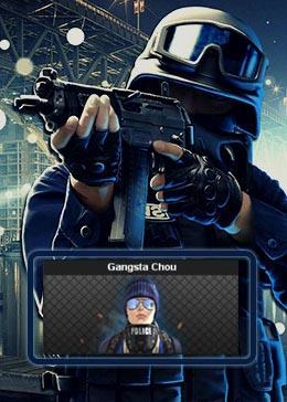 Cheap PointBlank CARACTER Gangsta Chou (90day)