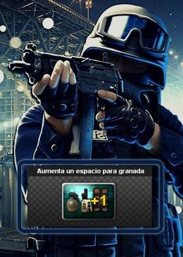 Cheap PointBlank ITEM Aumenta un espacio para granada (90day)