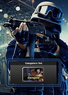 Cheap PointBlank ITEM Gangsters Set (90day)