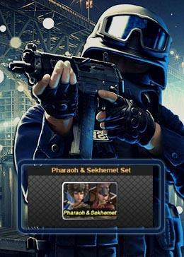 Cheap PointBlank ITEM Pharaoh & Sekhemet Set (30day)