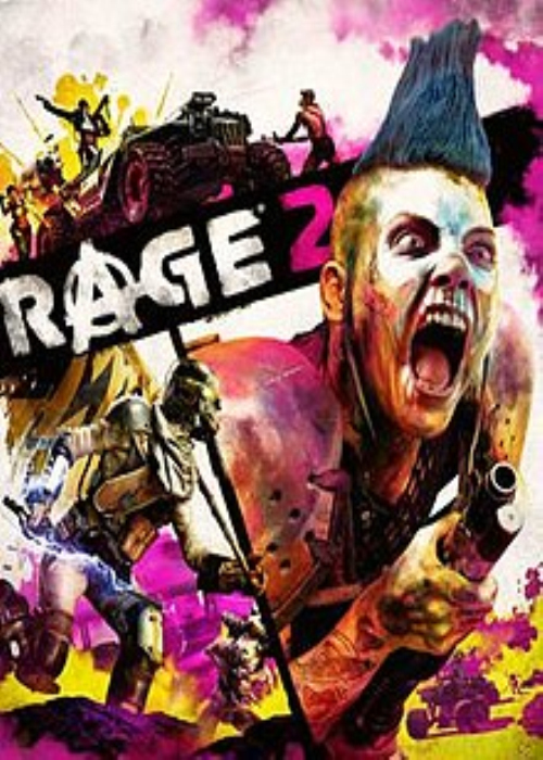 Cheap PC Games  Rage 2 Bethesda Key EU