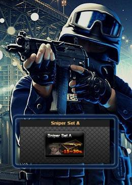 Cheap PointBlank ITEM Sniper Set A (30day)